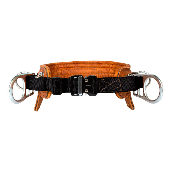 HERITAGE IN-LINE 4-D-RING BODY BELT w/ QUICK CONNECT - 20122EKM-BH
