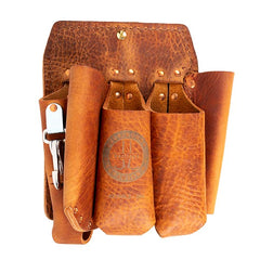 Heritage™ Left-Handed Short Back Double Tool Holster - 42266LS-BH
