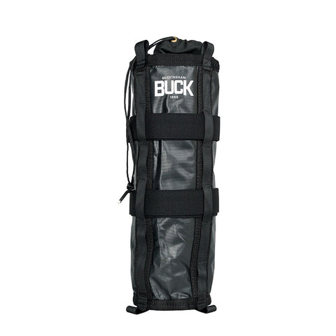 BUCKTUBE™ LEG MOUNTED ROPE BLACK BAG (41-4369B3)