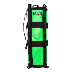 BUCKTUBE™ LEG MOUNTED ROPE GREEN BAG (41-4369G9)