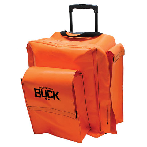 Buckingham Equipment Back Pack with Wheels - 4471O1W1