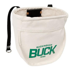 Buckingham Canvas Nut & Bolt Bag With Magnetic Strip (41-4570M2)