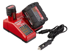 Milwaukee M18/M12 Vehicle Charger, 12v - (88-48591810)