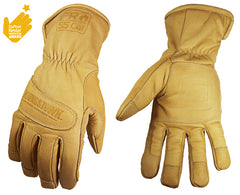 Youngstown FR Waterproof Ultimate Leather, Lined w/ Kevlar Gloves (54-12329060)