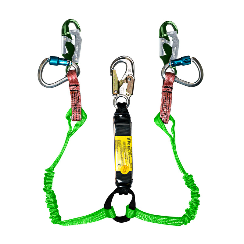 Buckingham Buck StepClimb™ Lanyard - 5+R67D15RD3S1