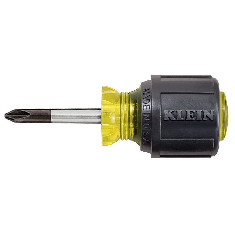 Klein #2 Stubby Phillips Screwdriver 1-1/2'' (94-603-1)