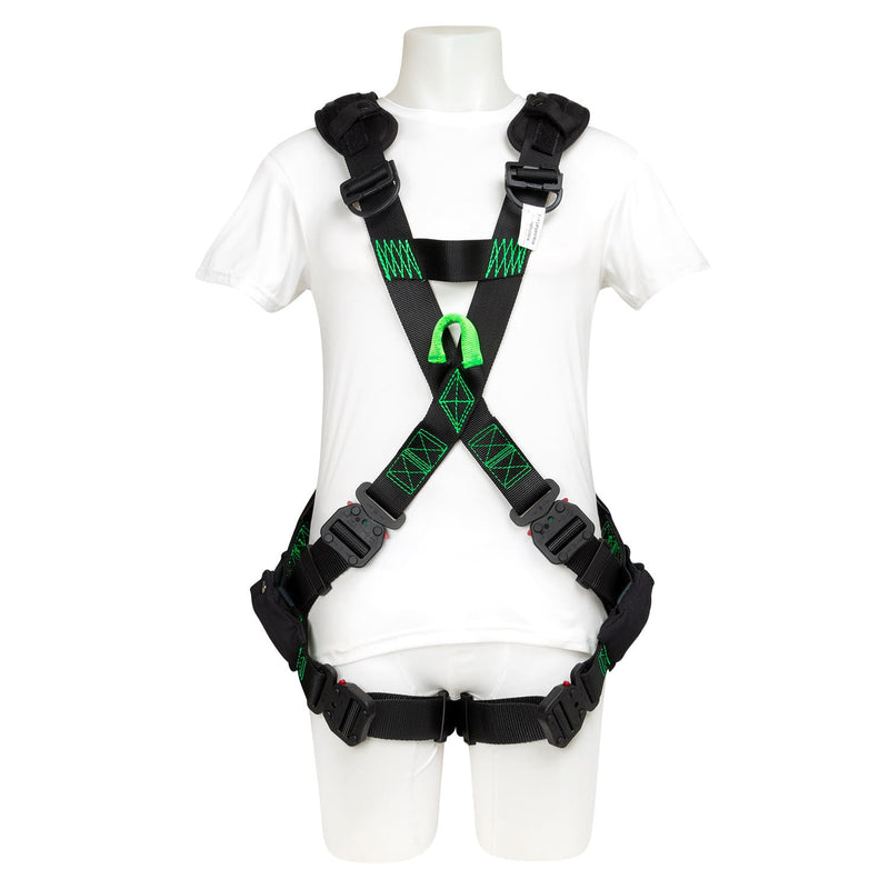 BuckOhm™ Blackout X-Style Harness w/ Pigtail - 603A8Q24