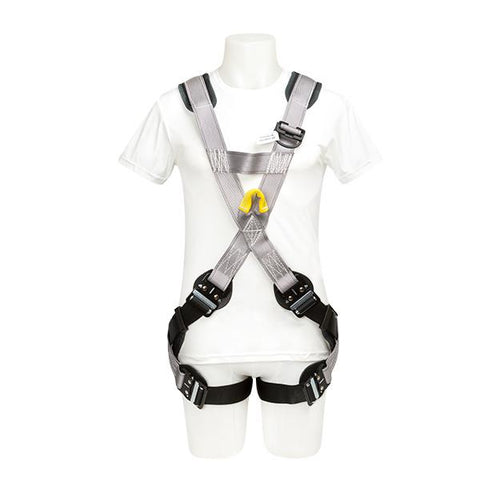 Buckingham Mini Buckfit™ 'X' Style Full Body Harness  - 41-603S8C700K3