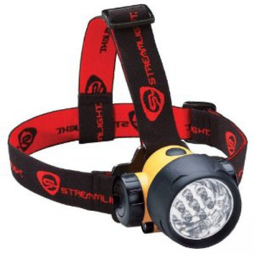 Streamlight Septor LED Headlamp With Strap (58-61052)
