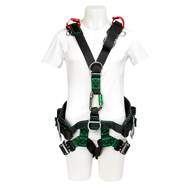 ACCESS™ TOWER HARNESS W/ ARC RATED GEAR LOOPS - 61992Q14