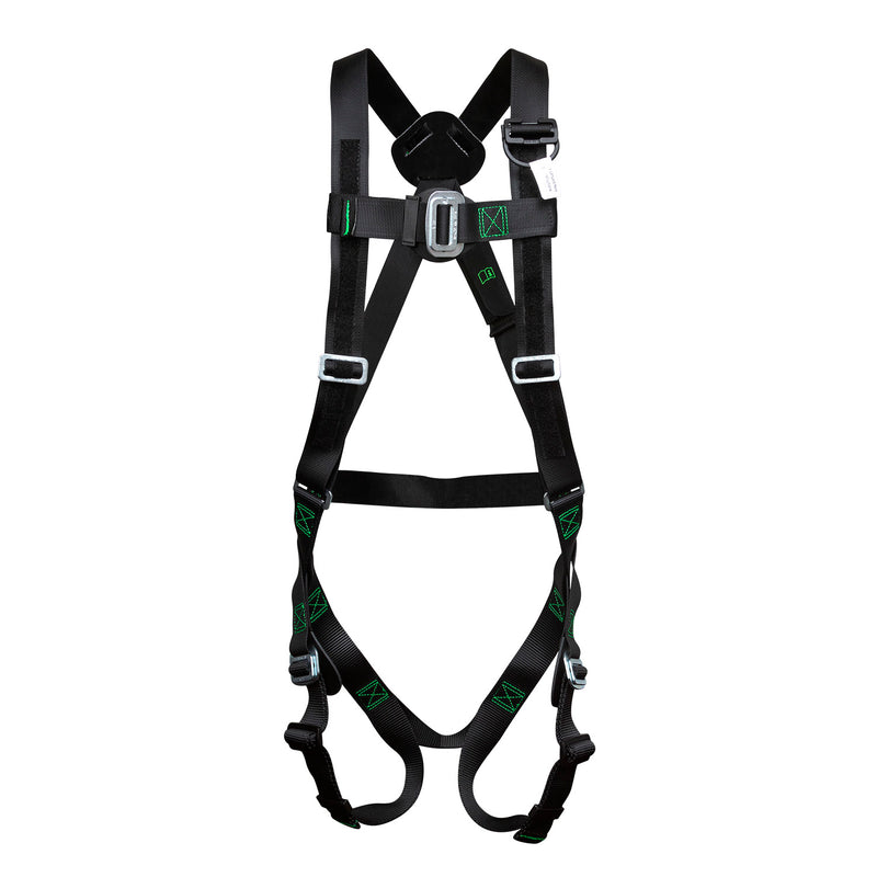 H-Style Full Body Harness with Dorsal Web Loop - 6493700J20