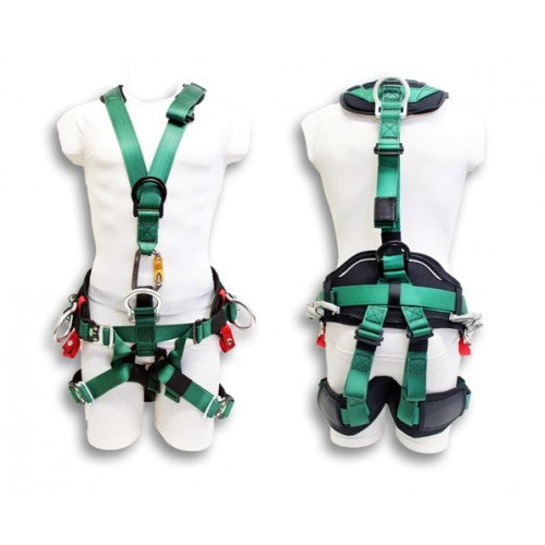 Buckingham Light Weight Rope Access Harness (41-66771)