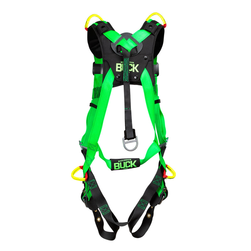 BuckFit™ FR Confined Space Harness - 68D7GQ280