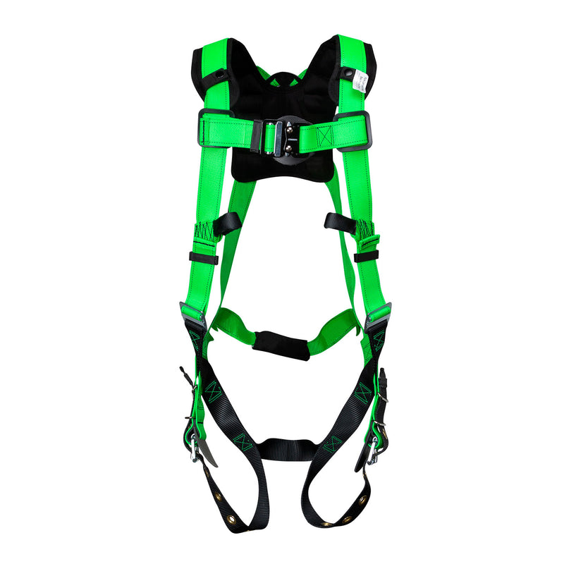 BuckViz™ BuckFit™ H-Style Harness with Steel Dorsal D-Ring - 68D7GQ282