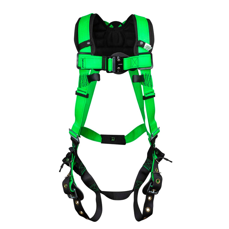 BuckViz™ BuckFit™ H-Style Harness with Steel Dorsal D-Ring and BuckStep™ 2.0 - 68D7GQ283