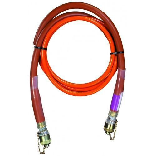 Huskie 25' Non-Conductive High Pressure Hose (68-NC-1625)