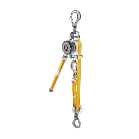 Web-Strap Hoist Deluxe with Removable Handle - (94-KN1600PEX)