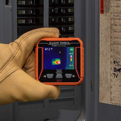 Rechargeable Thermal Imager - (95-TI250)