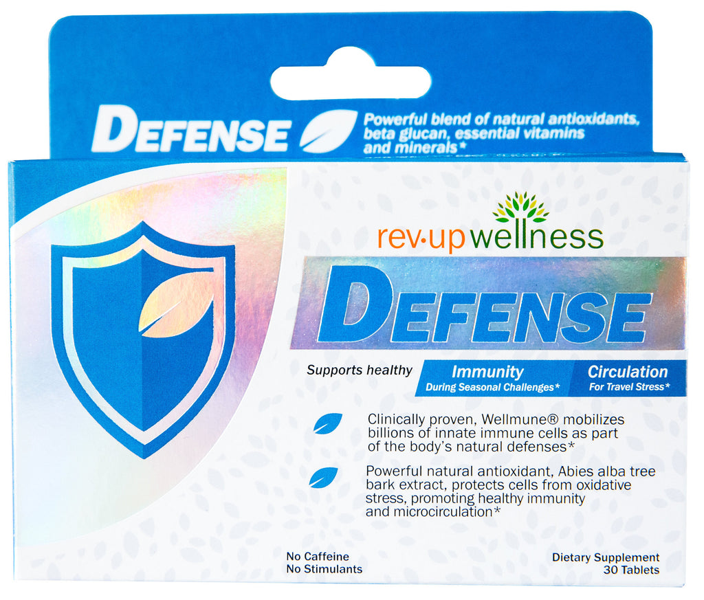 Rev Up Wellness DEFENSE - 30 Tablets