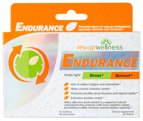Rev Up Wellness ENDURANCE - 30 Tablets