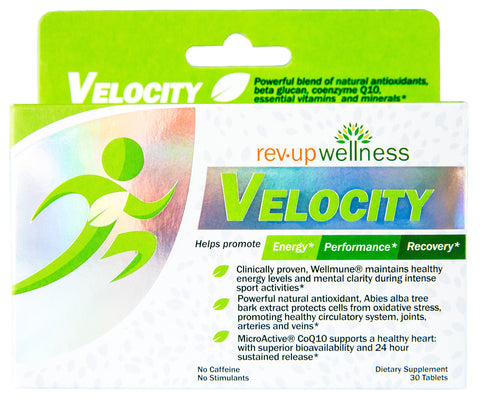 Rev Up Wellness VELOCITY - 30 Tablets