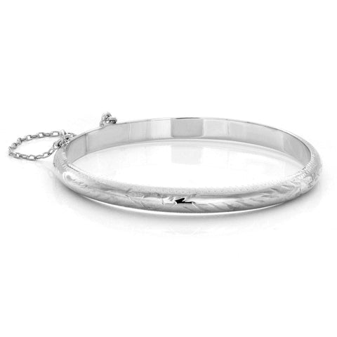 Engraved bracelets | Bangle Bracelet