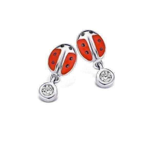Ladybug Earrings | Children's
