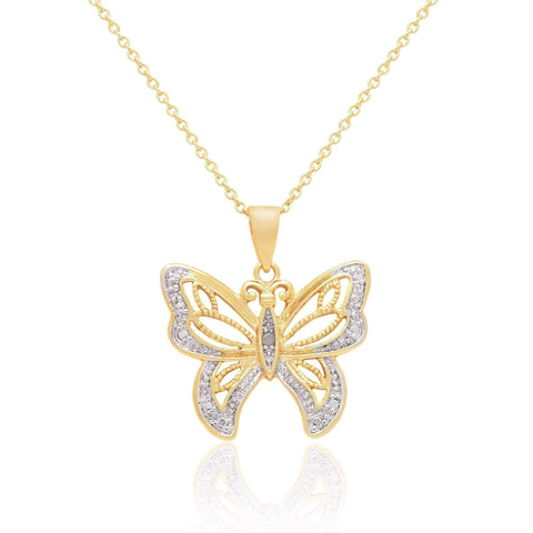 Necklaces for women | Butterfly Necklace