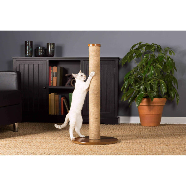 Round Cat Scratching Post