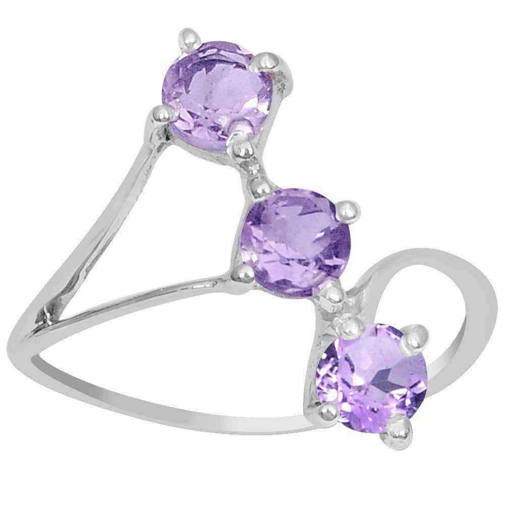 cut product ring marquise engagement lone sterling rings amethyst silver purple