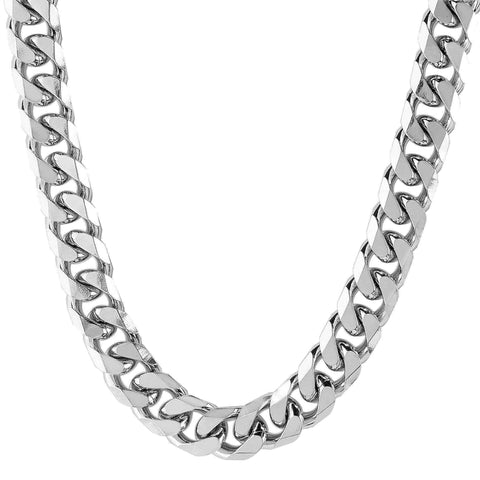 Silver chain for men - Stainless Steel Necklace