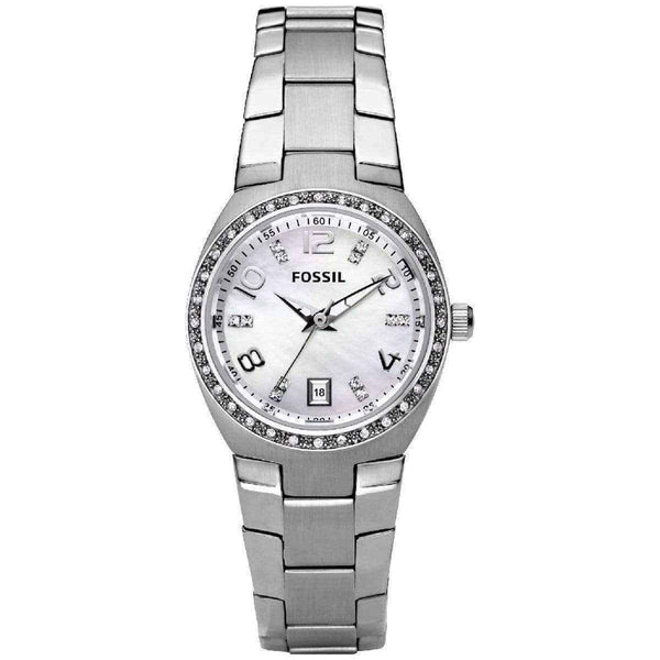 Silver watches for women | Pearl Watch