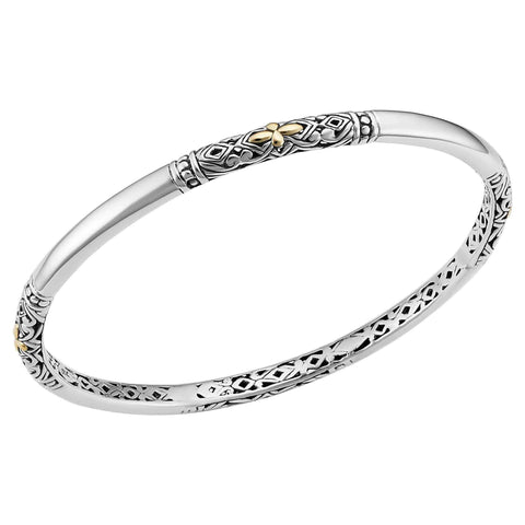 Sterling silver bracelets | Gold and Silver Bracelet