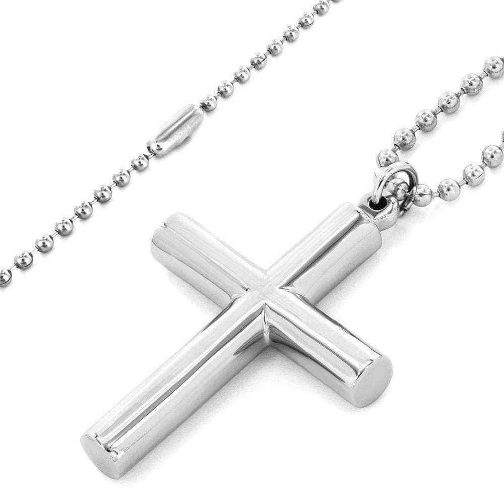 Titanium cross necklace titanium cross necklace online shop uk titanium cross necklace titanium cross necklace mozeypictures Choice Image