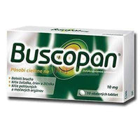 Buscopan IBS Relief N10 10mg Irritable Bowel Syndrome UK stock.