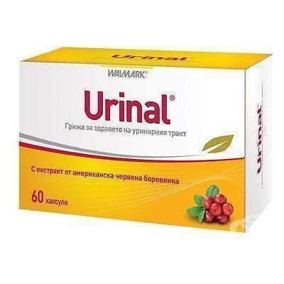 URINAL capsules N20 CRANBERRY EXTRACT FOR URINARY TRACK CARE wihout box UK stock