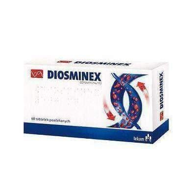 DIOSMINEX (Detralex)N60 Chronic circulatory failure Venous Disorders Cellulite Treatment