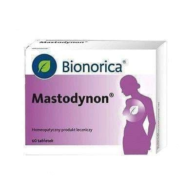 Breast pain? - MASTODYNON® BIORONICA® N60 Menstrual Cycle Changes, PMS.