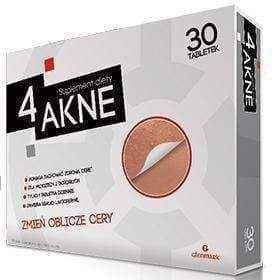 4AKNE x 30 tablets, best acne treatment