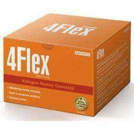 4FLEX x 30 sachets Beneficial effect on bone and muscle tissue UK