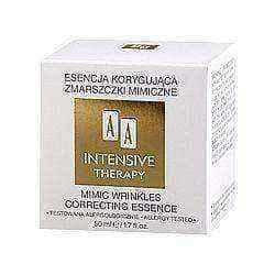 AA INTENSIVE Therapy Essence correcting wrinkles 50ml - ELIVERA UK, Reviews, Buy Online