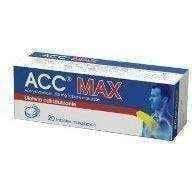 ACC 200 Max x 20 tabl. sparkling, acc lek, acc 200 mg - ELIVERA UK, England, Britain, Review, Buy