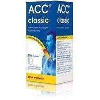 ACC Classic 20mg / 200ml 1ml solution, good acc 200 for toddlers UK