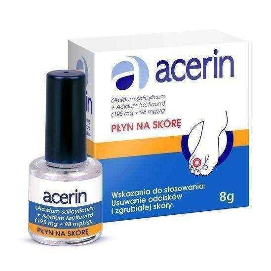 ACERIN fluid to remove fingerprints 9ml