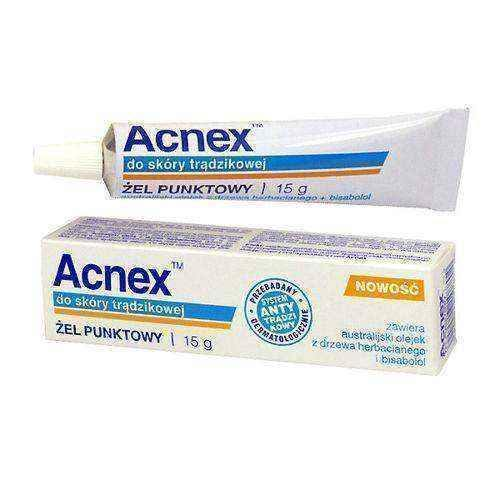 ACNEX Spot Gel for acne skin 15g