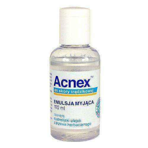 ACNEX washing Emulsion 100ml UK
