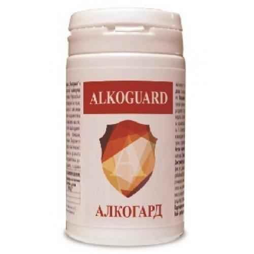 ALKOGUARD against alcoholism 60 capsules