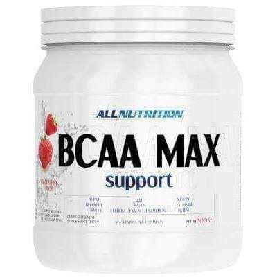 ALLNUTRITION BCAA Max Support Strawberry 500g