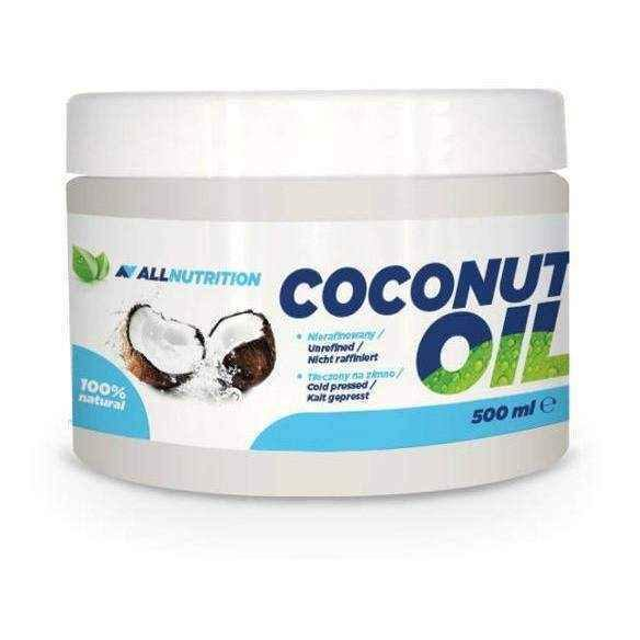 ALLNUTRITION Coconut Oil Coconut oil 500ml UK