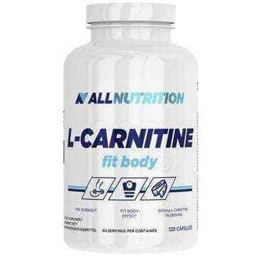 ALLNUTRITION L Carnitine Fit Body x 120 capsules